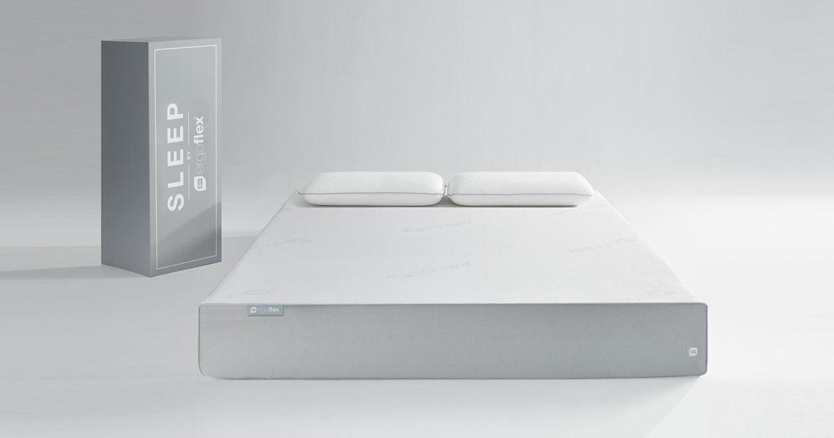 The Ergoflex 5G Memory Foam Mattress