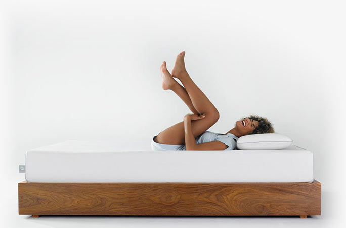 Overcome back problems with the Ergoflex Memory Foam Mattress