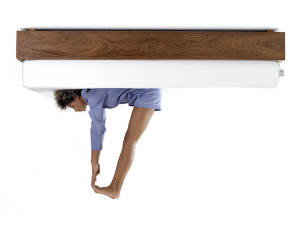 Pure Weightlessness on the Ergoflex Memory Foam Mattress