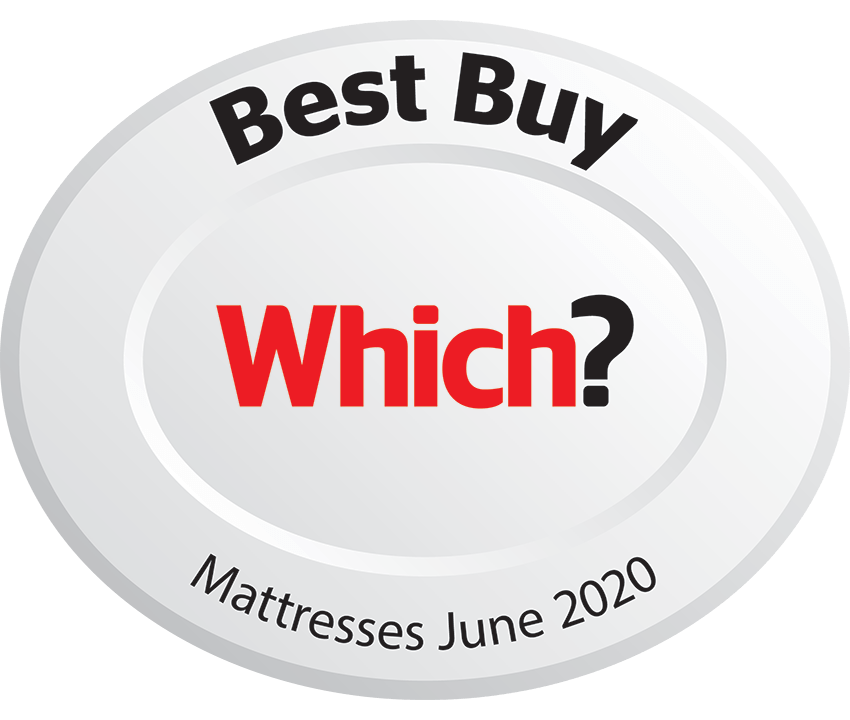 Ergoflex Memory Foam Mattress awarded a Which? Best Buy