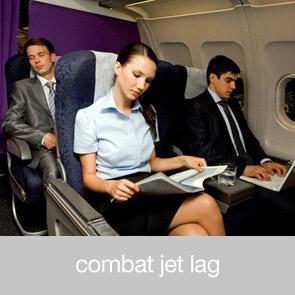 Combat Jet Lag