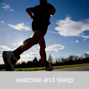 Exercise and Sleep - Preload