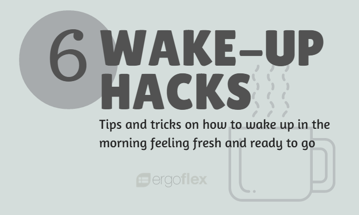 how to stop feeling sleepy in the morning