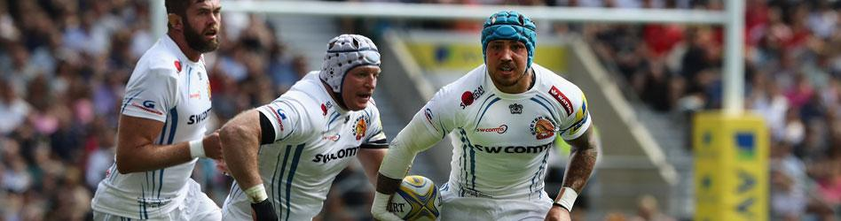 Rugby Star Jack Nowell Signs with Ergoflex®
