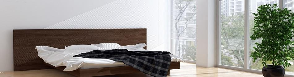 Minimalist Bedrooms - How to Avoid a Clinical Look